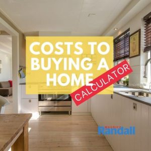 Cost to Buying a Home, Calculator, Maurice Randall, Tool