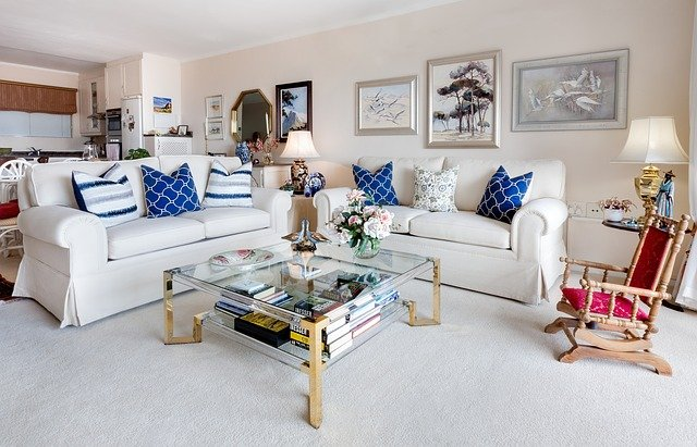Lounge Staging