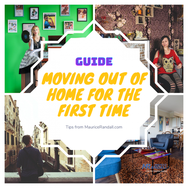 Moving Out of Home for the First Time? Here's a Guide.