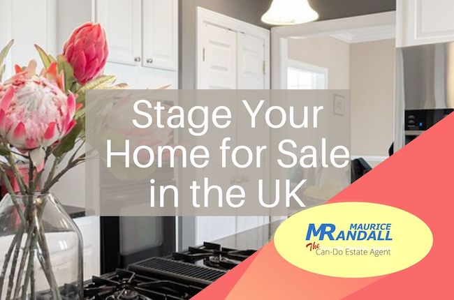Stage your Home For Sale in the UK