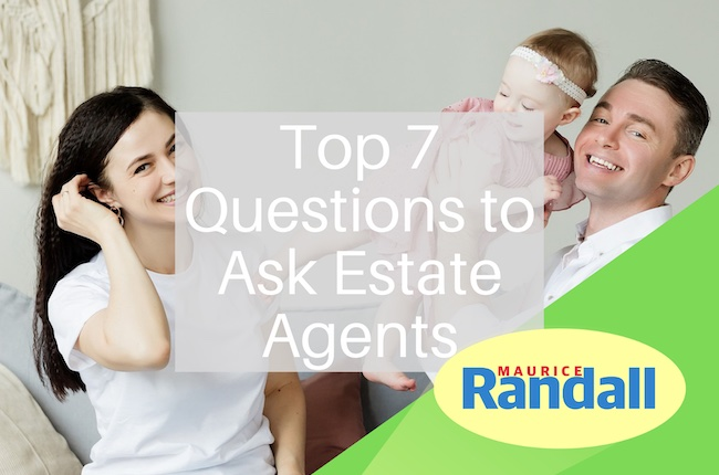 Top 7 Questions to Ask Estate Agents