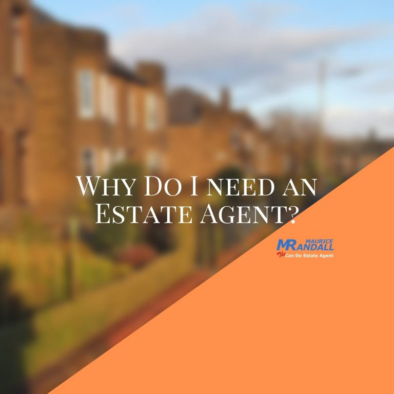 Why Do I Need an Estate Agent?