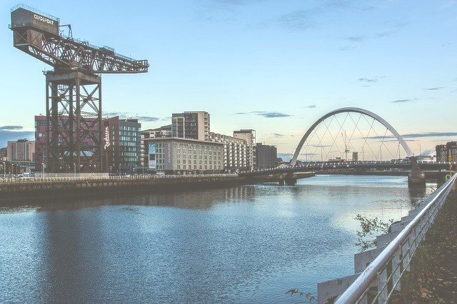 Southside, Clyde, Glasgow