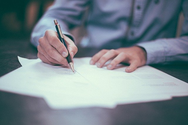 Contract Signatures